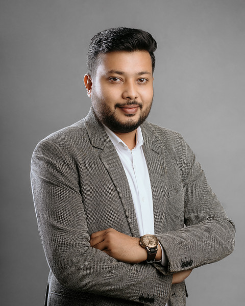 Varun Patel / Headshots