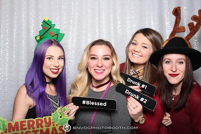 Geisha's Christmas Party 2016 (originals)