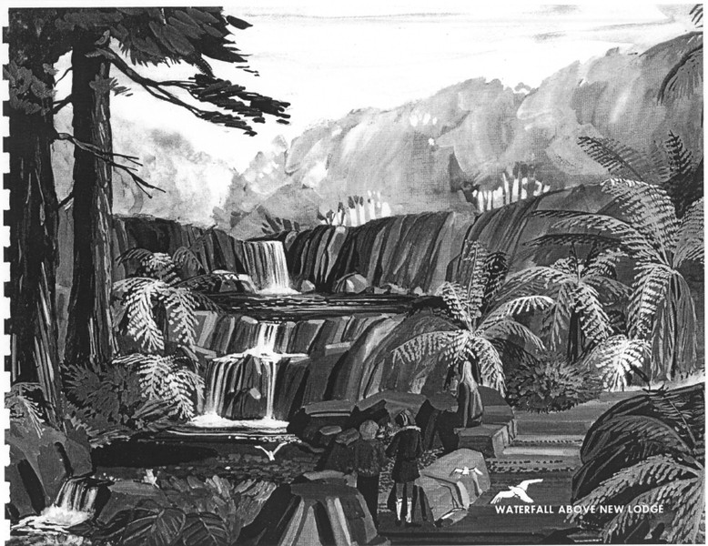 1971, Proposed Waterfall