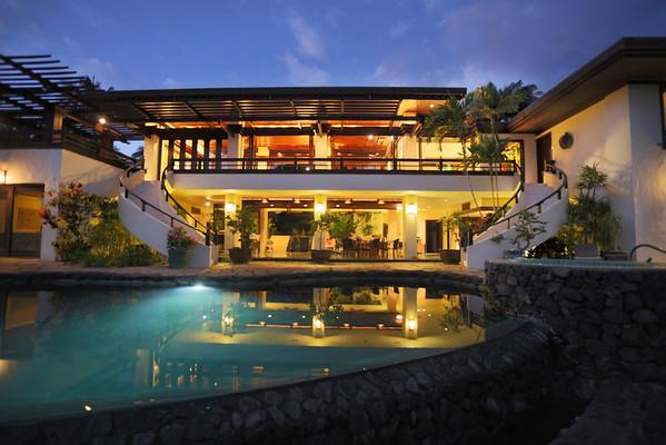 Hawaii Blau House