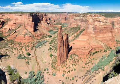 AZ-Canyon de Chelly
