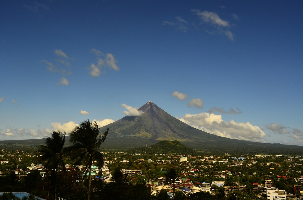 Mayon Volcano, Philippines