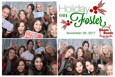 Holiday on Foster 2017