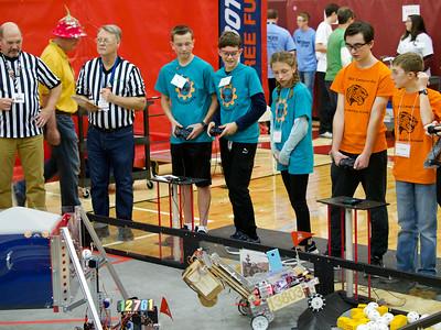 2018 Lakeville Robotics Tournament