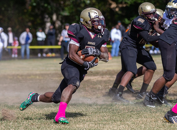High School Football: Potomac vs. F. Douglass