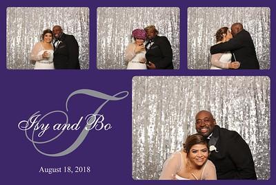 Isy and Bo - Princess Reception Hall - 8.18.18