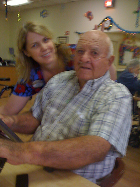 2009 07 15 - Jennie and Mr Parkhill