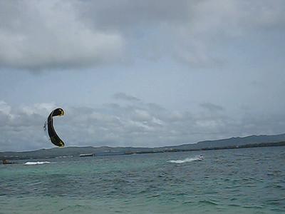 2011-09-04 Family Beach Kiteboarding
