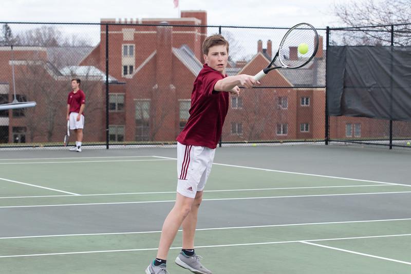 Boys' JV Tennis v Berkshire