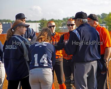 Softball Washington & Lee 5/4/11