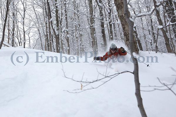 MRG - Telemark Skiing