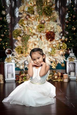 Christmas Portraits // Ramirez Family