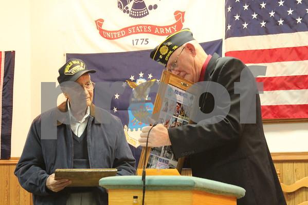 Sweetwater Church of God Hosts Veterans Service - November 2011