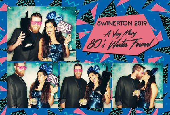 Swinerton 80's Winter Formal