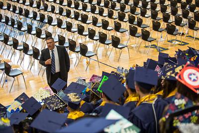 Frederick and Skyline High Graduations