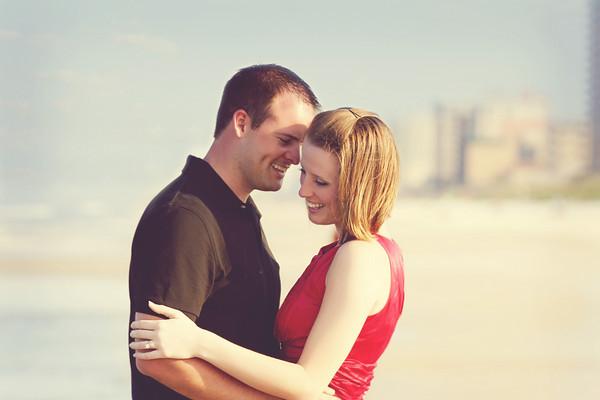 Joe and Ashley {Engagements}