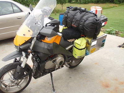 BYOB 2009 - Goin' to Putney, KY...Makin' stops along the way.