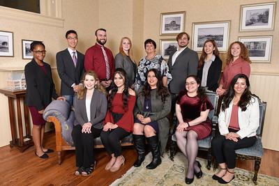 UNM Anderson Scholarship Reception (2018)