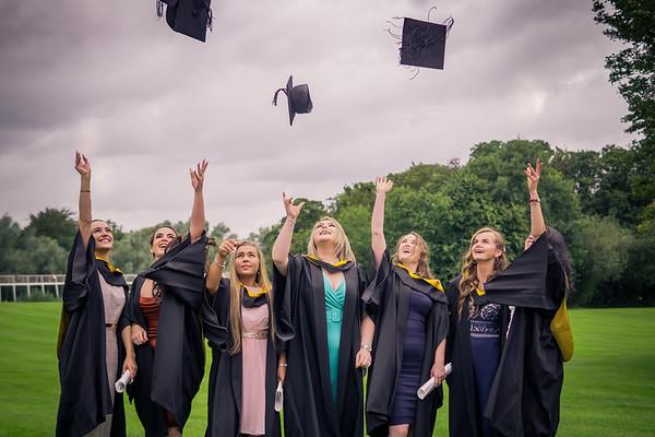 Clodaghs Graduation