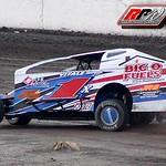 Orange County Fair Speedway - 4/3/21 - Jason Traverse
