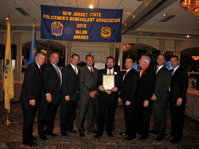 State PBA Valor Awards Dinner 2010