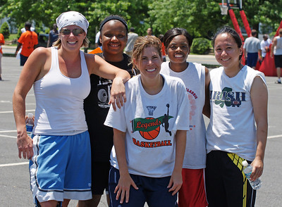 Charity 3-on-3 Tourney