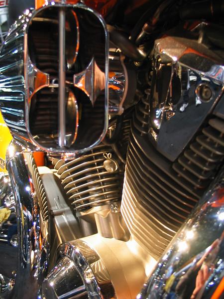 Hard-Krome (closeup)