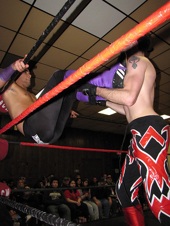 Alliance Championship Wrestling Stimulus February 27, 2009