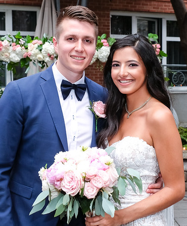 Fran and Jake's Wedding Aug 14, 2019
