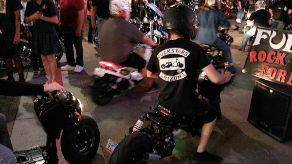 Westgate Bike Night 3/23/13