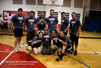 Dodgeball Summer 2009