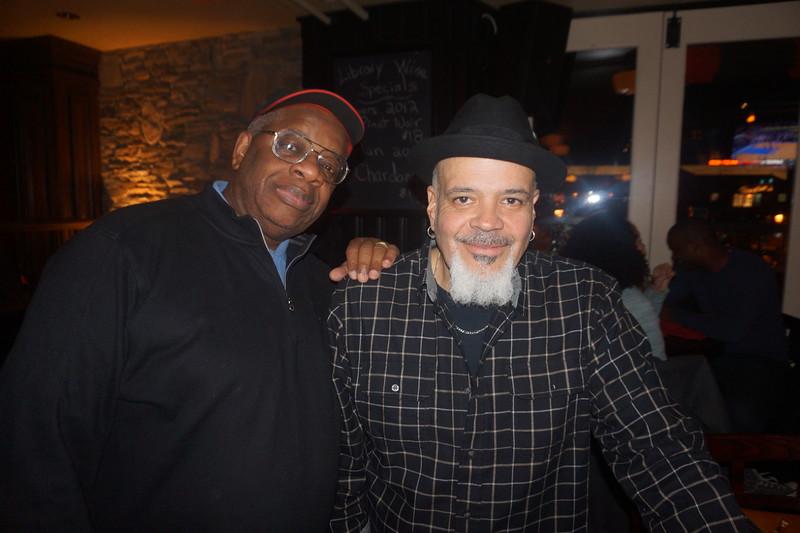 Gregory Burrus with Joe Taino a Ricaltons Village Tavern South Orange Nj.JPG