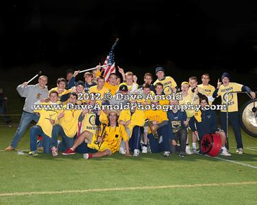 10/16/2012 - Boys Varsity Soccer - Weymouth vs Needham