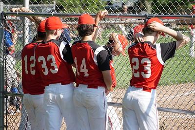 JH Baseball 5/23/18