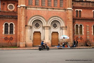 Saigon - October 2008 pt 1