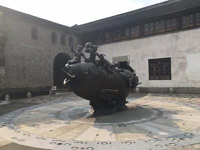2016 - China - Zhejiang Province - Wuzhen