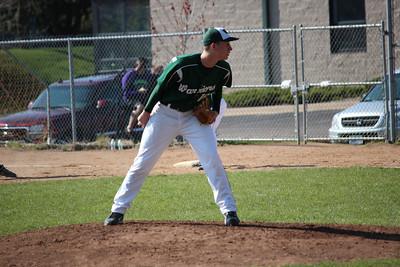 Warrior Baseball vs Bethany Academy