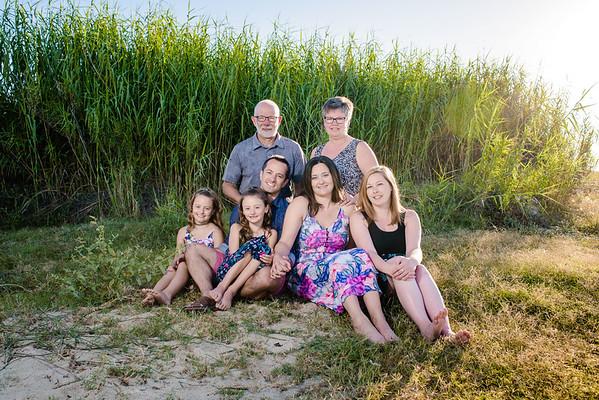 Alegranza family session