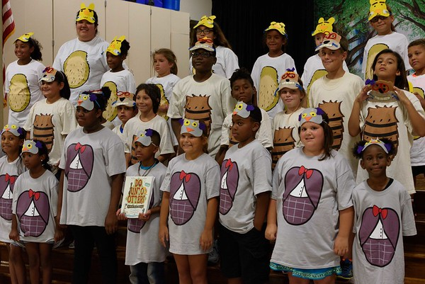 Book Bash Meyer/Needville Elementary