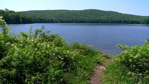Harriman Hiking (June 2009)
