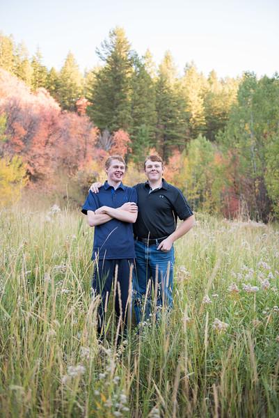 Josh and Jordan Mcnabb