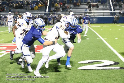 181019 Pflugerville Panthers vs Georgetown Eagles