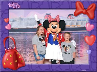Disney Cruise - 2018