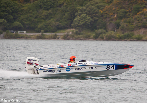 NZ Offshore Powerboat Series 2009