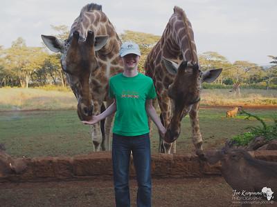The Giraffe Whisperer