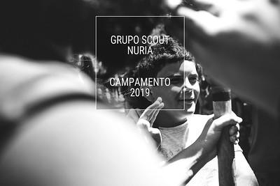 Campamento 2019 - Grupo Scout Nuria