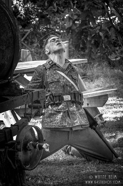 Fallen   Black & White Photography by Wayne Heim