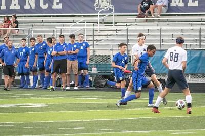 DHS Boys Soccer 08-16-2019