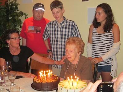 08 Betty Ann's 80th Birthday