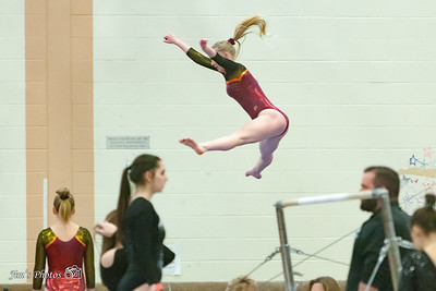 HS Sports - Verona/Mad Edgewood Gymnastics [d] Feb 24, 2018